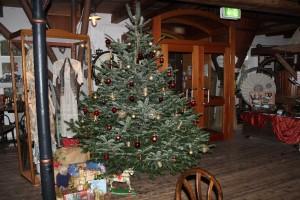 Weihnachten in der Mühle.